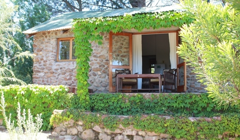 Romantic Cottage Tulbagh Nature Reservee