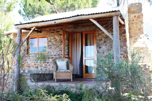 Rustic country retreat cape winelands